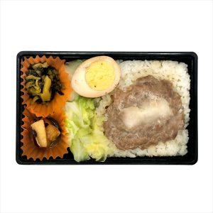 香港豚めし(中華ハンバーグ丼)