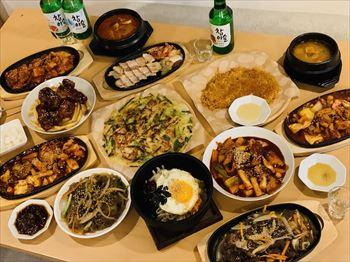 韓国料理居酒屋&BAR Pinkデジ