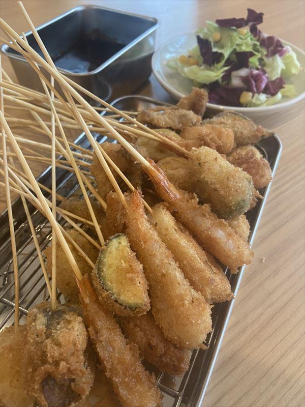 おまかせ串盛り25種