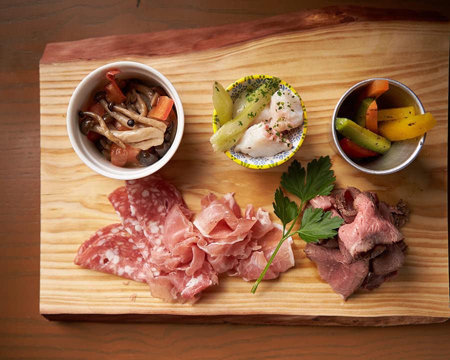 前菜盛り(5種)