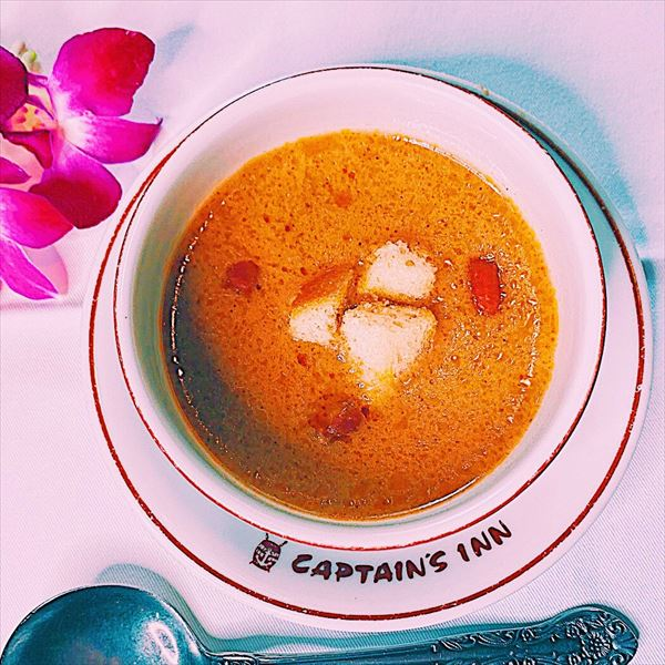 単品キャプテンズオリジナルスープ