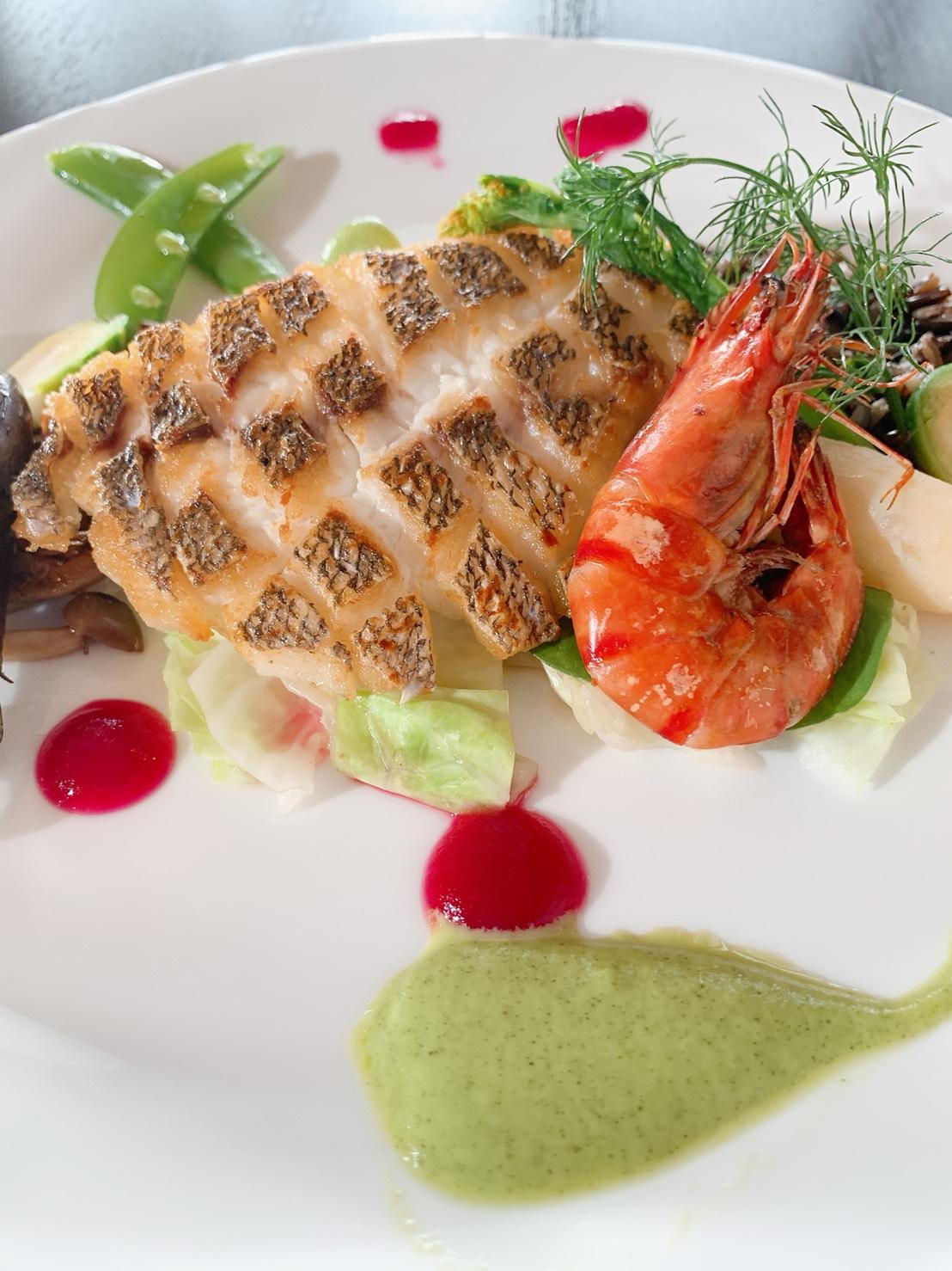 本日の魚料理~その日のスタイルで~