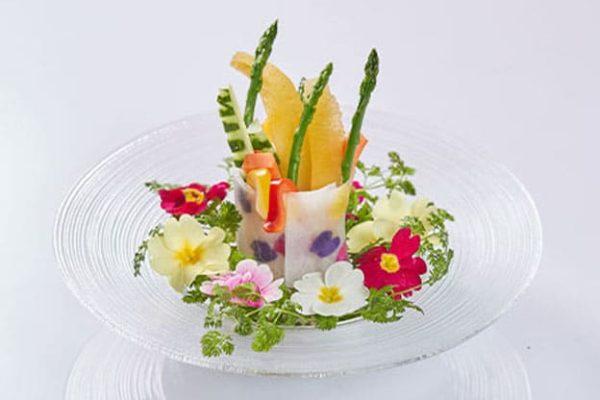 あなたに贈る~菜園風に~野菜スティックバーニャカウダ仕立て