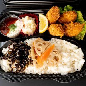 広島県産カキフライ弁当