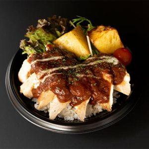 自家製ラフテー丼 ~味噌デミグラスソース~