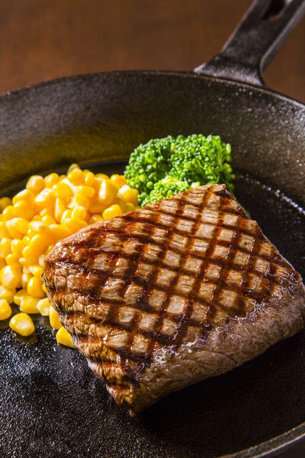 赤身 ステーキ