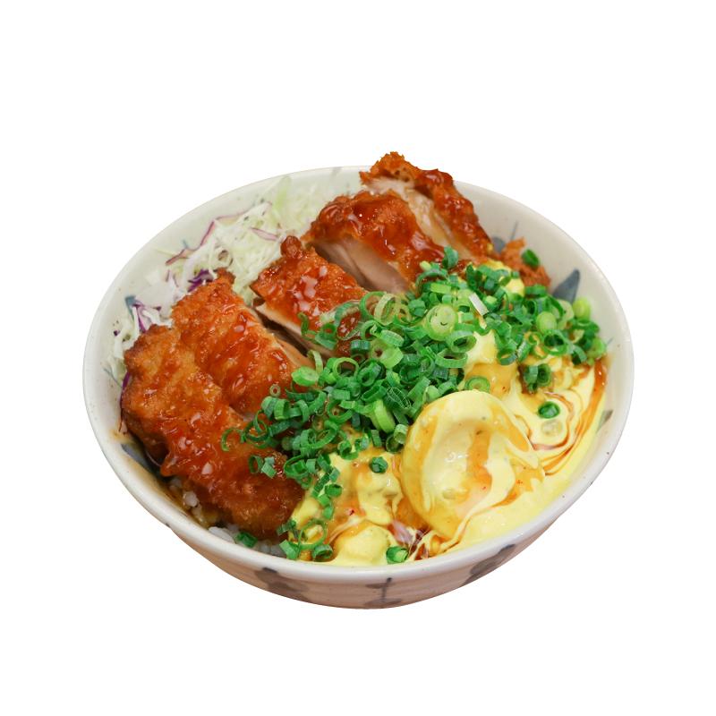 チキン南蛮丼