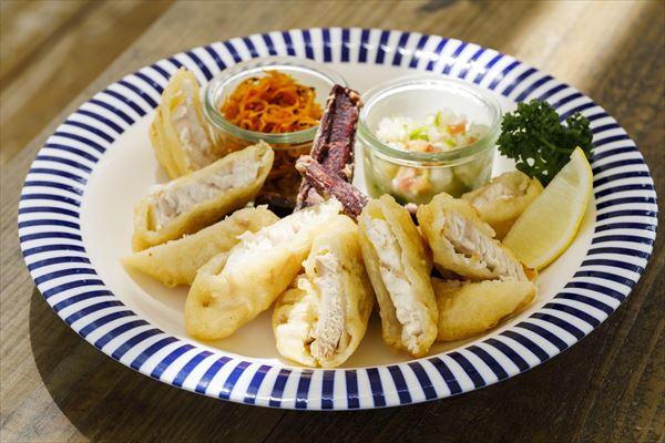 沖縄風フィッシュ&チップス