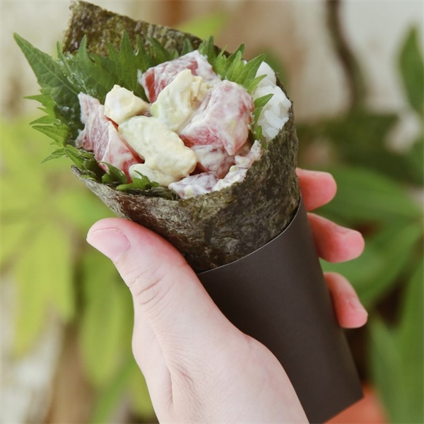 手巻き寿司(アボマヨ)