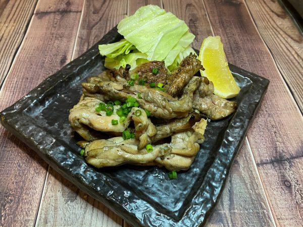 鶏セセリの炭焼き
