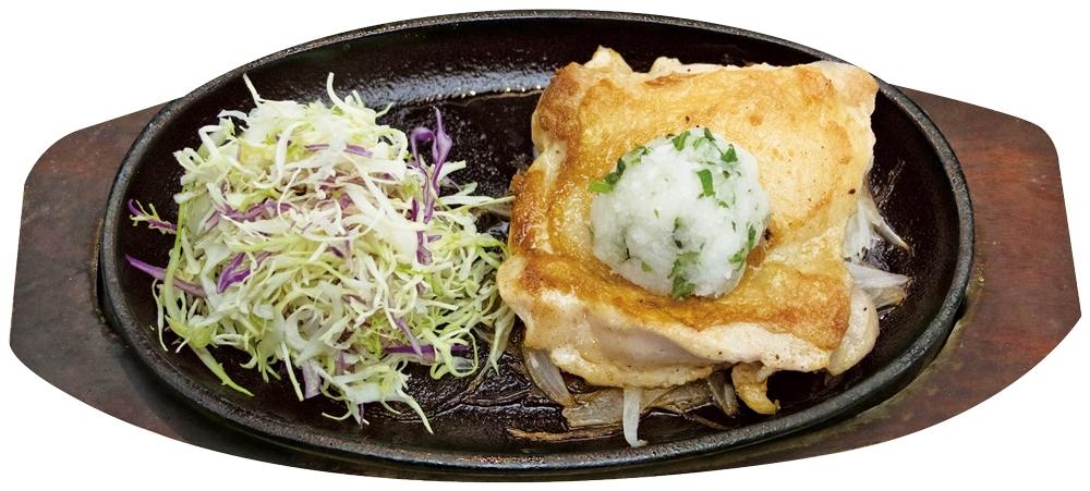 【単品】大葉おろしステーキ