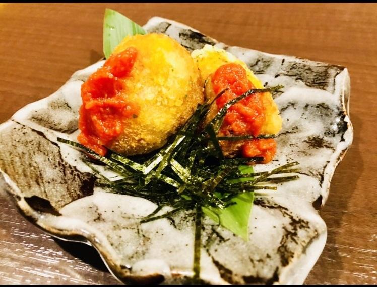 自家製カニ味噌クリームコロッケ(2個)