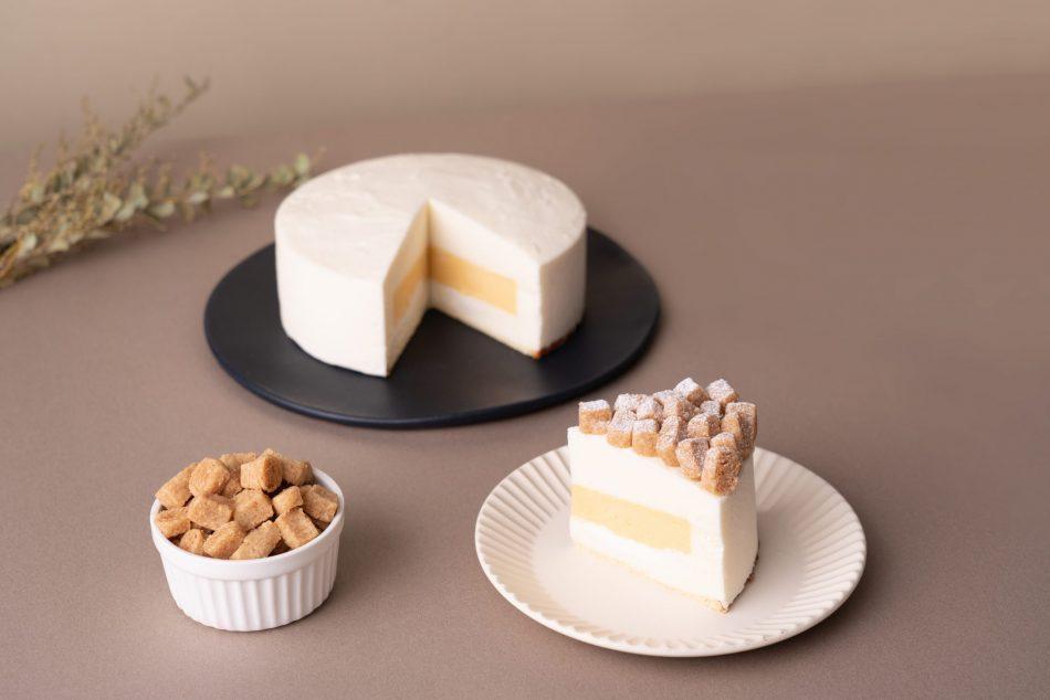 【予約制】カット・レアチーズケーキ