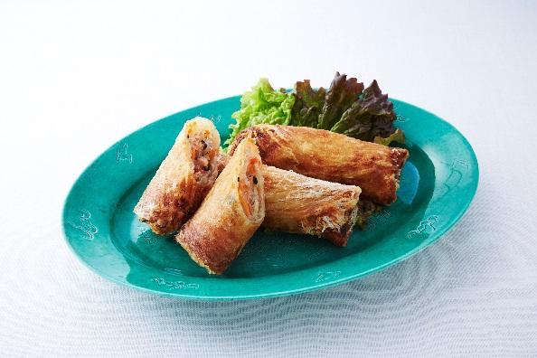 ベトナム風 豚肉と春雨の揚げ春巻き(3個)