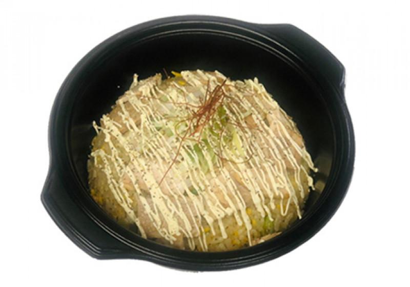 チャーシューマヨ丼