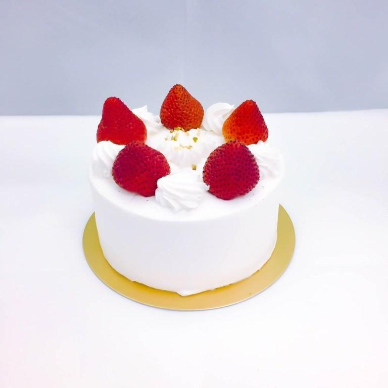 【予約制】イチゴのショートケーキ(12cm)